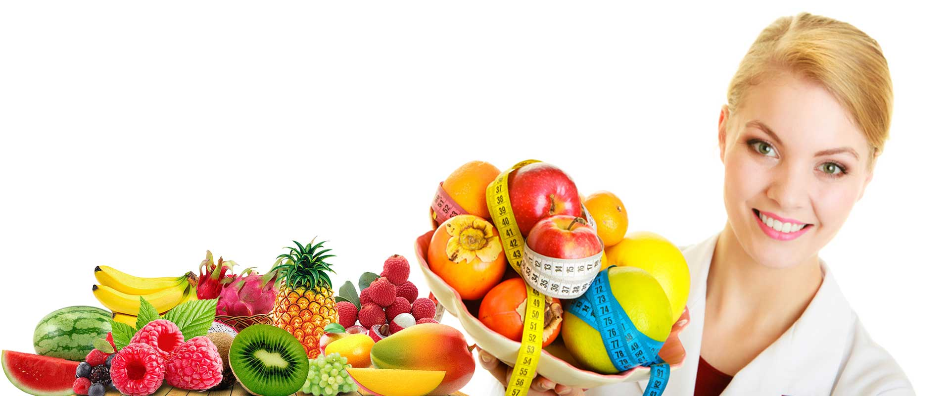 Dieting Healthy Living Main
